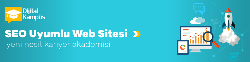 Dijitalkampus.com SEO Uyumlu Web Sitesi nedir? SEO Uyumlu Web Sitesi nasıl olmalı? SEO Uyumlu Web Sitesi hakkında detaylı bilgi edinin!