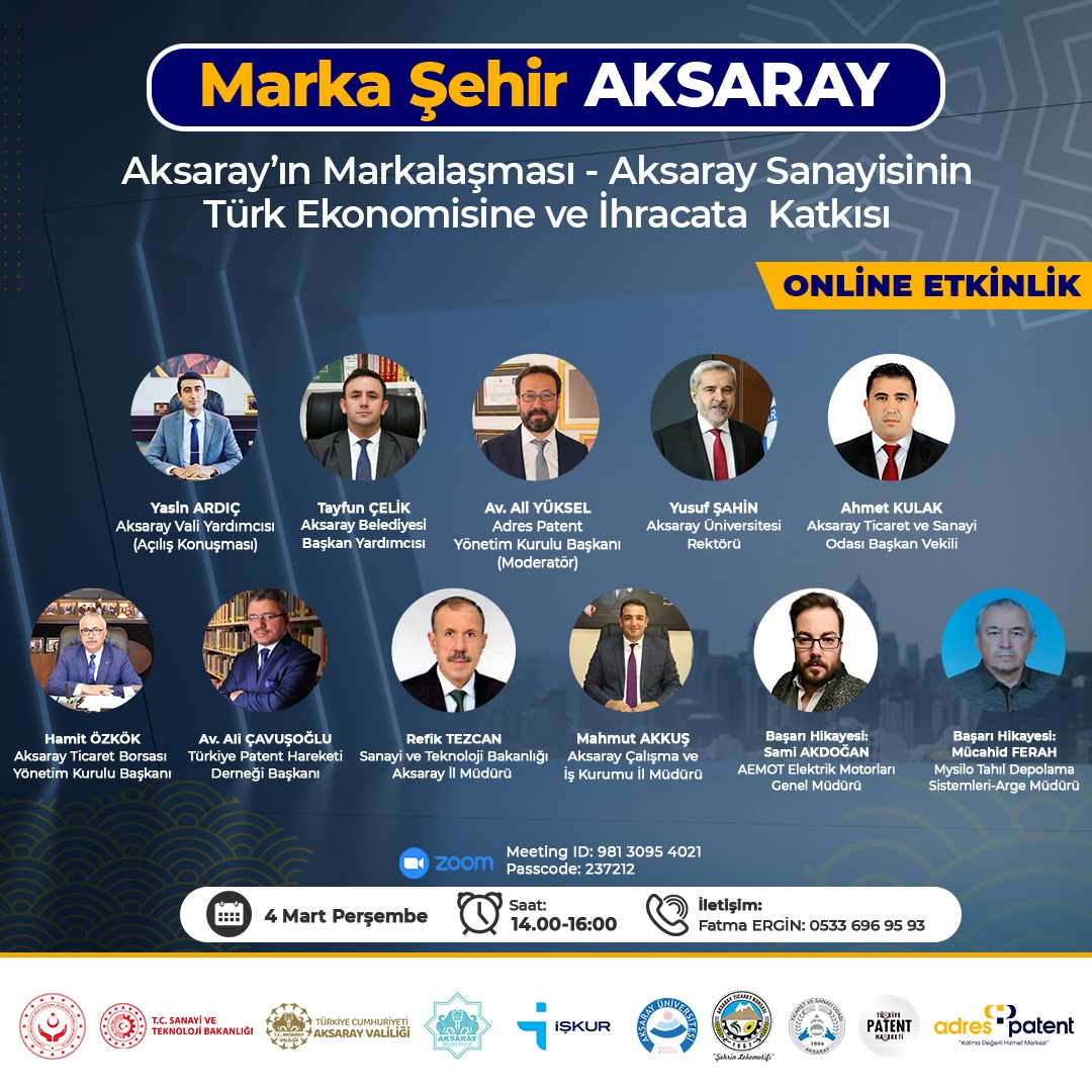 4 Mart Aksaray Panel
